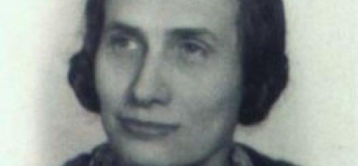 prof. Jadwiga Grygiel-Jęczmieniowska, 1893-1953