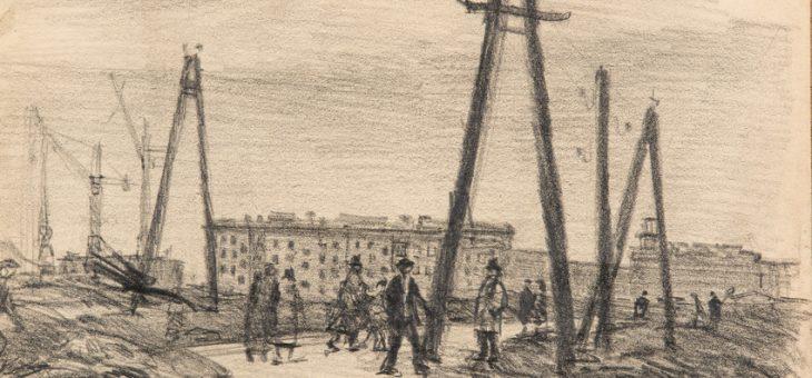 Eugeniusz Mucha – rysunki