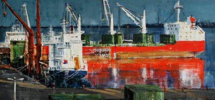 Ewa Hoppe-Nowicka – malarstwo