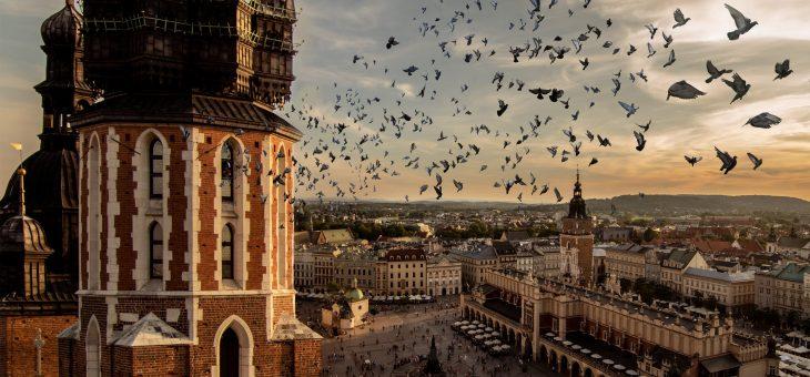 """""""Fantazje krakowskie"""" – wystawa fotografii Ryszarda Horowitza"""