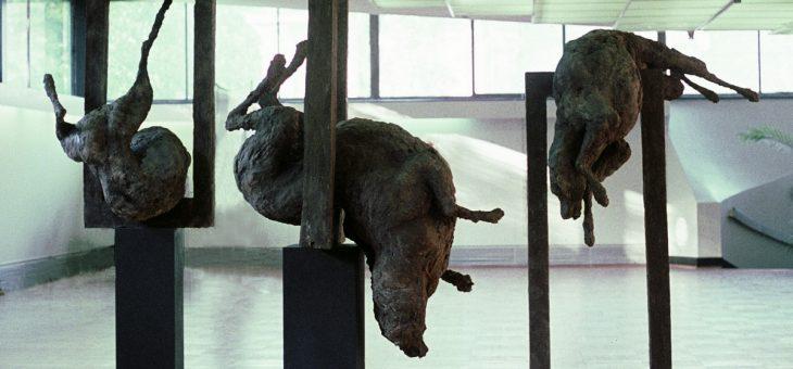 """""""Rzeźba – retrospektywa"""" – wystawa Krystyny Orzech"""