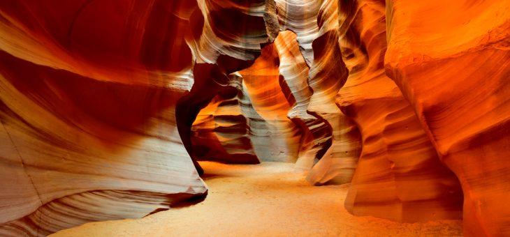 Magia Parku Yellowstone i Kanionu Antylopy – wystawa fotografii Ryszarda Cabały