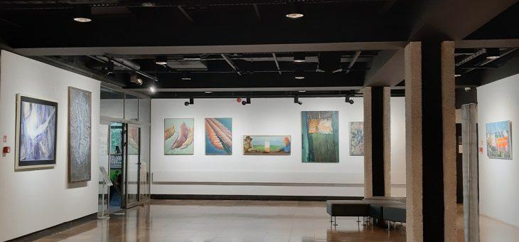 ZBIORY GALERII CENTRUM NCK 1986-2019 – malarstwo, grafika, rzeźba