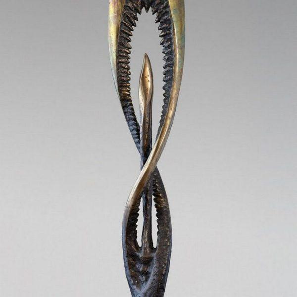 Wystawa obiektów rzeźbiarskich ze zbiorów Galerii CENTRUM