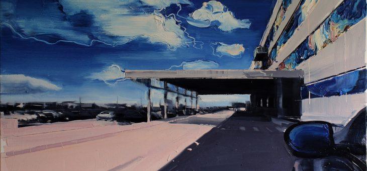 """""""Nic specjalnego się nie dzieje"""" – wystawa malarstwa Roberta Bubla"""