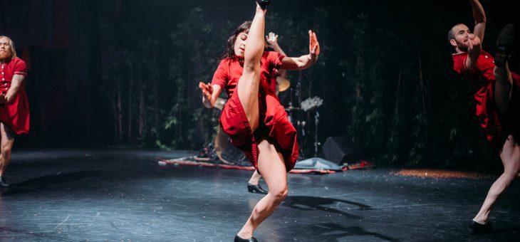 Masterclass as a part of BalletOFFFestival