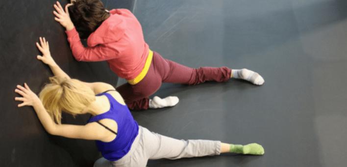 Cardio Contemporary – taniec współczesny dla początkujących
