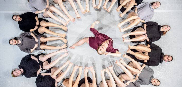 Wieczór Kieleckiego Teatru Tańca