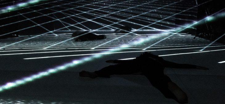 """spectral layers of movement"" na Festiwalu KROKI"
