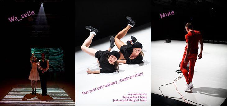Spektakle Polskiej Sieci Tańca w Krakowie