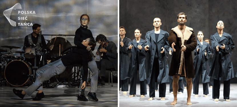 Wrześniowe spektakle w ramach Polskiej Sieci Tańca na scenie Nowohuckiego Centrum Kultury