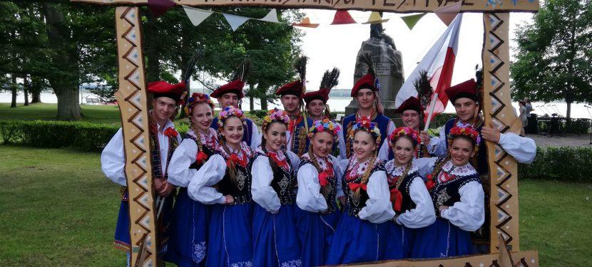 XXV Międzynarodowy Festiwal Folklorystyczny Võru Pärimustantsu Festival w Estonii