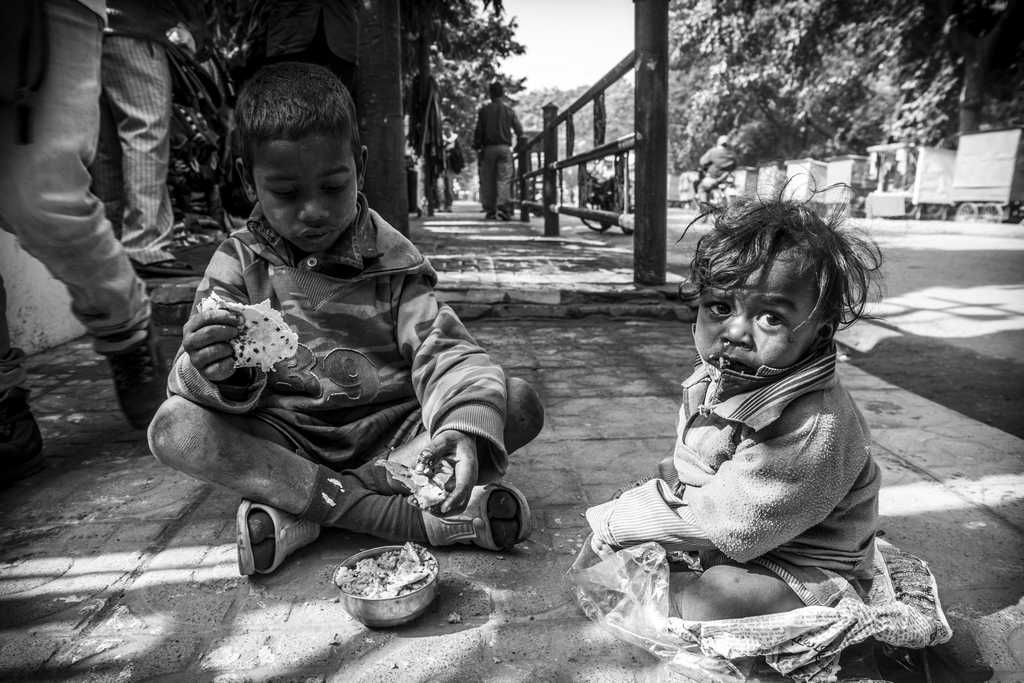 India - Street Children