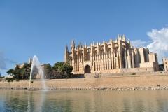 Katedra w Palma de Majorka.