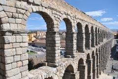 Największy, najdłuższy i najwspanialszy akwedukt w Hiszpanii! Segovia.