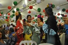 Współczesne 'Carmen' w czasie Ferii de Abril!