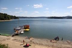 Jezioro Solińskie (fot. Sebastian R. Bielak)(1)