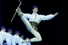 Dabrowa Gornicza 11.11.2017 Zespol Piesni i Tanca Slask Koncert Niepodleglosciowy Palac Kultury Zaglebia Fot. Irek Dorozanski