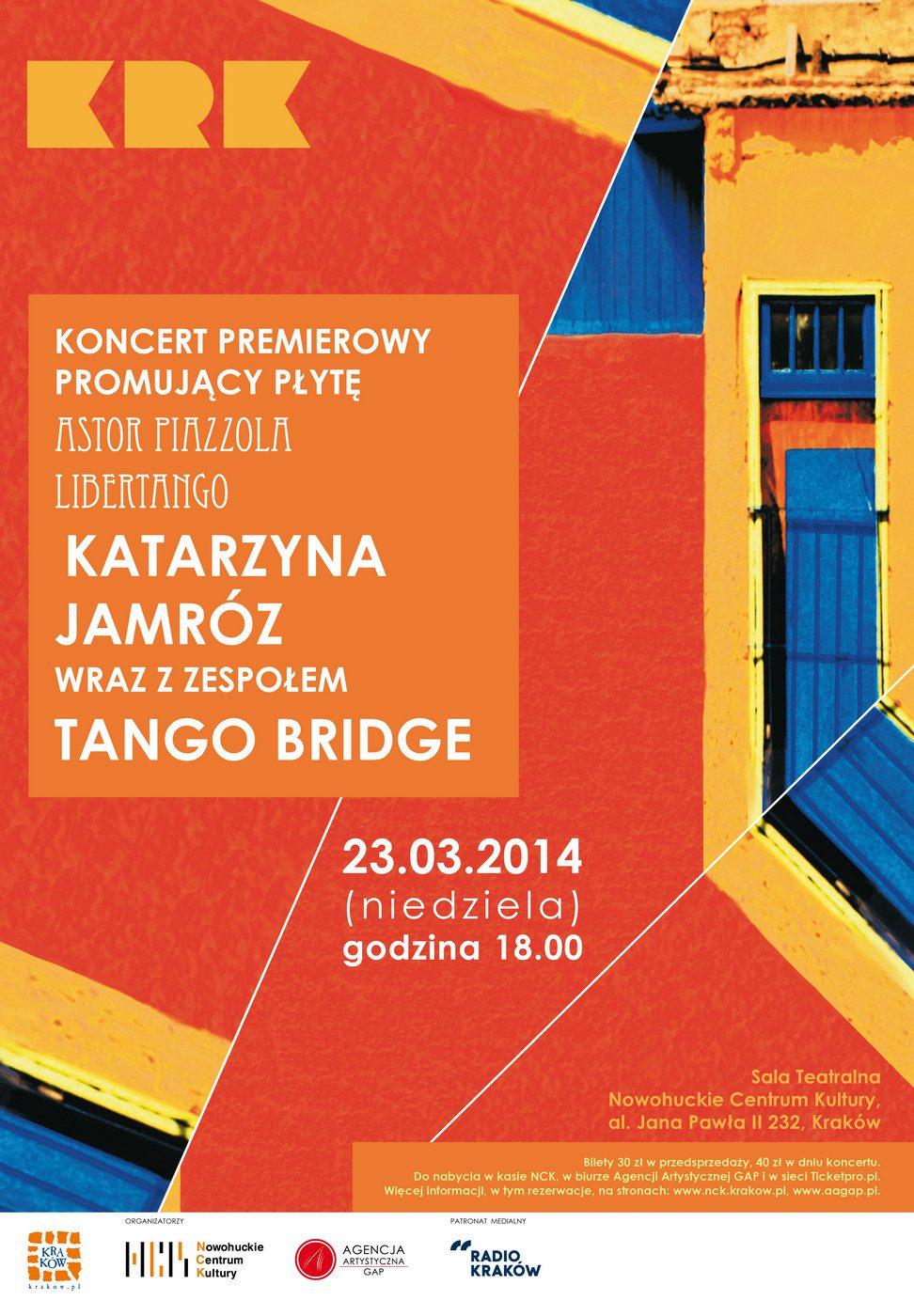 tango bridge