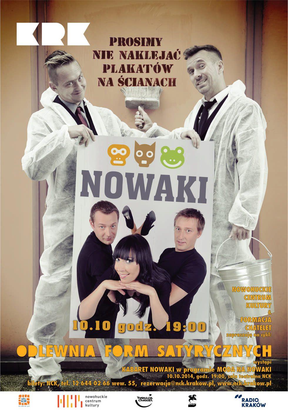 poster nowaki