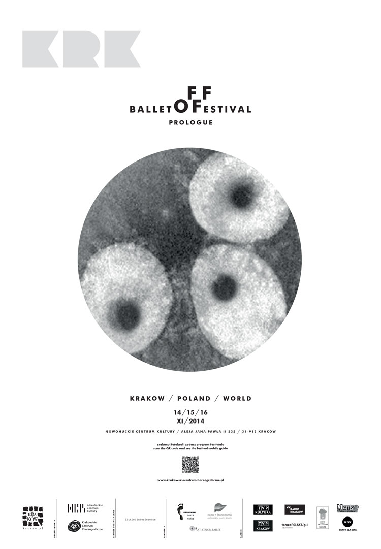 balletofffestival prologue plakat
