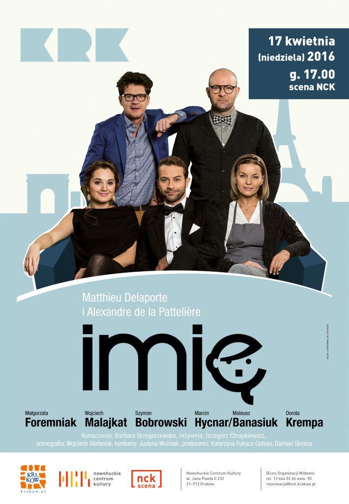 imie-plakat