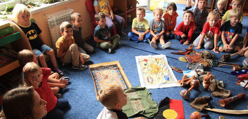 Nowohucki Uniwersytet Dzieci Wydział Turystyki Australia