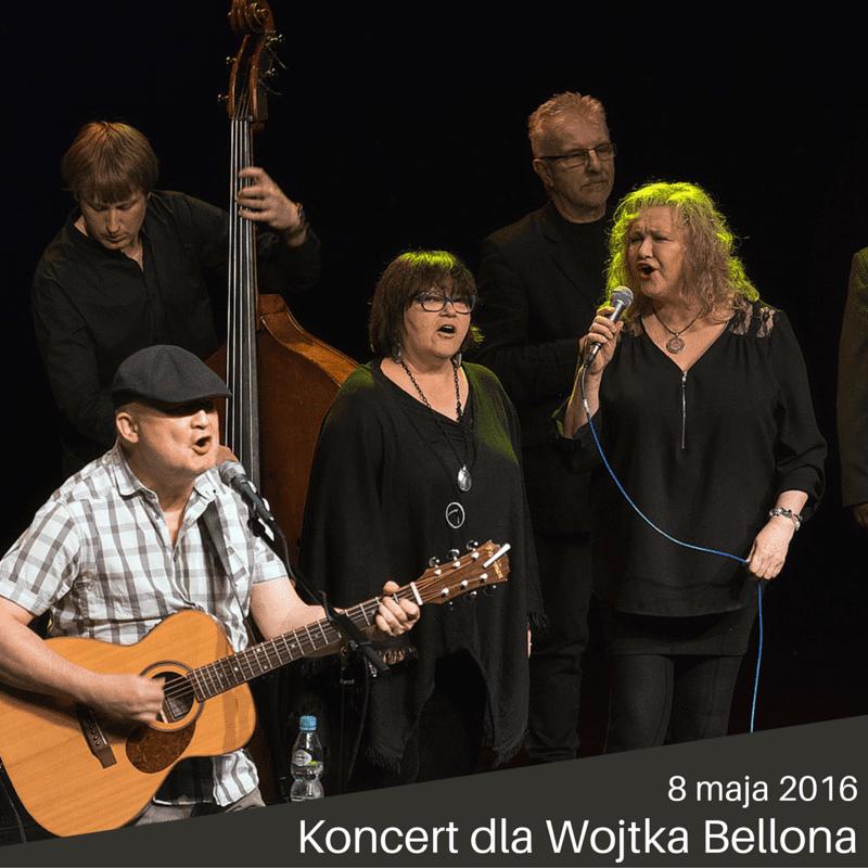 koncert dla Wojtka Bellona