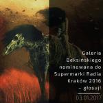 aktualności beksiński - supermarka rk 2016