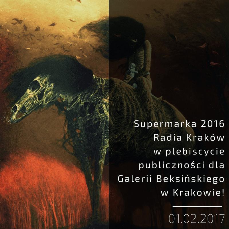 aktualności beksiński supermarka