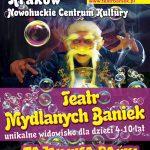 teatr bajek mydlanych plakat 2017